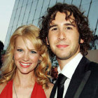 January Jones, Josh Groban