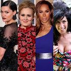 Jessie J, Adele, Leona Lewis, Amy Winehouse