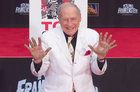 Mel Brooks Hand Print ceremony
