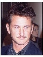"Sean Penn at ""The Pledge"" premiere"