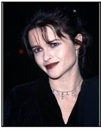 "Helena Bonham Carter at the ""Meet Joe Black"" Premiere"