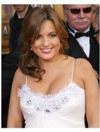 2006 SAG Awards Red Carpet: Mariska Hargitay