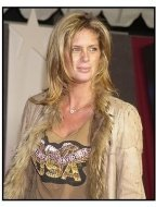 "Rachel Hunter at the ""Miracle"" premiere"