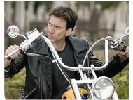Ghost Rider Movie Stills: Nicolas Cage