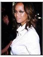 Tyra Banks at the Coyote Ugly premiere