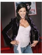 Janice Dickinson at the Ladder 49 Premiere