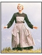 """The Sound of Music"" Movie Still: Julie Andrews"