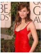 Jennifer Garner on the red carpet at the 62nd Golden Globe Awards