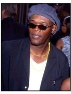 Samuel L Jackson at the Nutty Professor II: The Klumps premiere