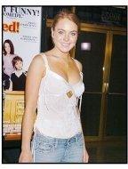 "Lindsay Lohan at the ""Saved!"" Premiere"