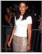 "Katie Holmes at the ""X-Men"" Premiere"