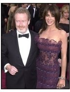 Ridley Scott and wife Kathryn Reed at the 2002 Academy Awards
