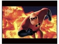 """The Incredibles"" Movie Still: Mr. Incredible (Voiced by Craig T. Nelson)"