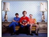 """Napoleon Dynamite"" Movie Stills: Jon Gries, Jon Heder and Aaron Ruell"