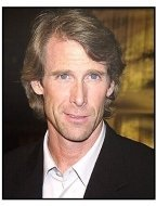 """Michael Bay at """"The Texas Chainsaw Massacre"""" premiere"""