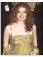 10th Annual SAG Awards -Debra Messing - Red Carpet