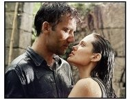 """Beyond Borders"" Movie Still: Angelina Jolie and Clive Owen"