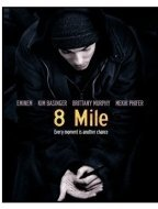 8 Mile movie still: 8 Mile poster