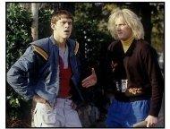 """""""Dumb and Dumberer: When Harry Met Lloyd"""" Movie Still: Eric Christian Olson and Derek Richardson"""
