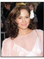 Jennifer Lopez at the Enough premiere