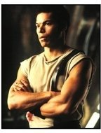 """The Matrix""  Movie Still: Marcus Chong"