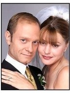 Frasier: Jane Leeves and David Hyde Pierce