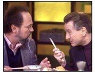 Analyze That movie still: Billy Crystal and Robert De Niro