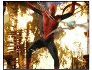 Spider-Man movie still: Tobey Maguire in Spider-Man