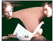 Gosford Park movie still: Kristin Scott Thomas and Ryan Phillippe