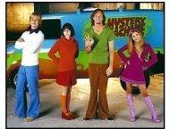 Scooby-Doo movie still: Cast Photo