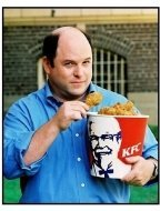 Jason Alexander Photo Promotion for KFC