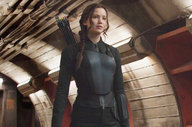 'The Hunger Games: Mockingjay - Part 1' Final Trailer - Burn