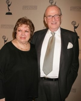 Patricia Marshall and Larry Gelbart