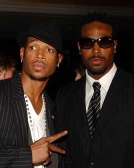 Marlon Wayans and Sean Wayans
