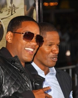 Will Smith and Jamie Foxx