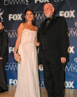 Jamie-Lynn Sigler and Dominic Chianese