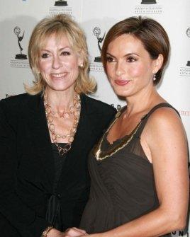 Judith Light and Mariska Hargitay