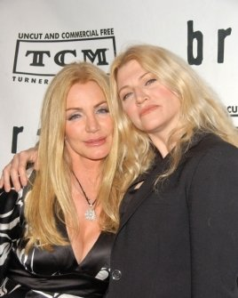 Shannon Tweed and Tracy Tweed