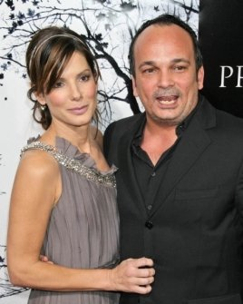 Sandra Bullock and Mennan Yapo