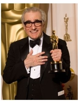 79th Annual Academy Awards Backstage: Martin Scorcese