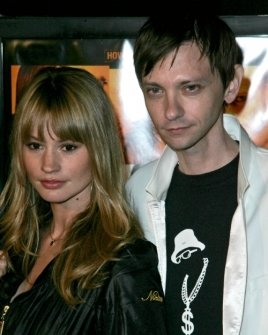Cameron Richardson and DJ Qualls