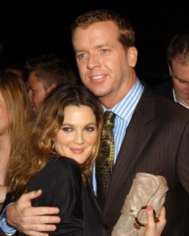 Drew Barrymore and McG