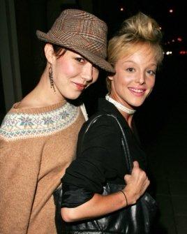 Alyssa Lobit and Dana Daurey