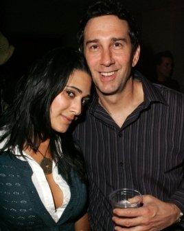 Sasa Jalali and Robert Mann