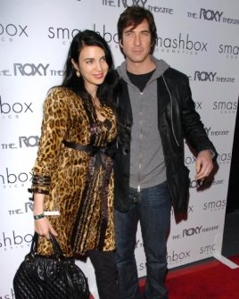 Shiva Rose McDermott and Dylan McDermott