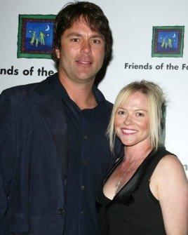 Todd Zeile and Julianne McNamara