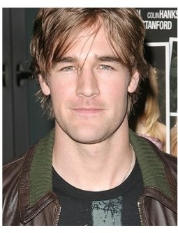 Standing Still Premiere Photos:  James Van Der Beek