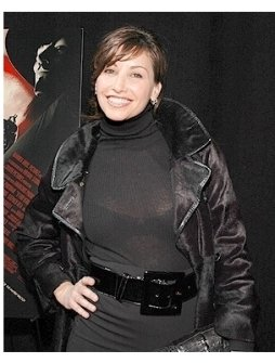 V for Vendetta Premiere Photos: Gina Gershon