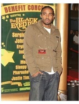 The Peapod Concert Photos: Pharoahe Monch