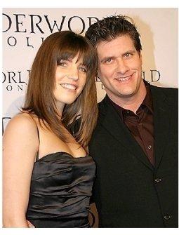 Underworld Evolution Premiere Photos: Danny McBride and wife Ildiko